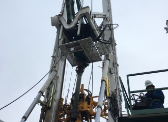TechniCoil CTR 100/140K Rig Upgrade to 200K